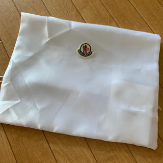 モンクレール(MONCLER)のモンクレール 巾着(ショップ袋)