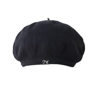 ポーター(PORTER)のポータークラシック ベレー帽 HAND WORK KNIT BERET(ハンチング/ベレー帽)