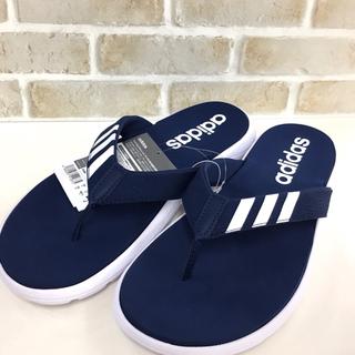 adidas - ADIDAS アディダス メンズ サンダル EG2068 ネイビー ブルー