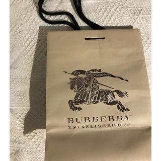 バーバリー(BURBERRY)のバーバリー紙袋(その他)