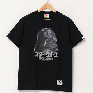 アベイシングエイプ(A BATHING APE)のbape スターウォーズ  (Tシャツ/カットソー(半袖/袖なし))