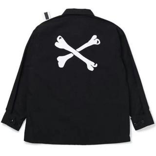 ダブルタップス(W)taps)のWTAPS NEIGHBORHOOD メンズ シャツ M(ポロシャツ)
