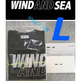 シー(SEA)のCherry Jerrera × WDS (calligraphy) (Tシャツ/カットソー(半袖/袖なし))