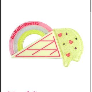 アンジェリックプリティー(Angelic Pretty)のANGELIC PRETTY Rainbow Ice Creamクリップブローチ(ブローチ/コサージュ)
