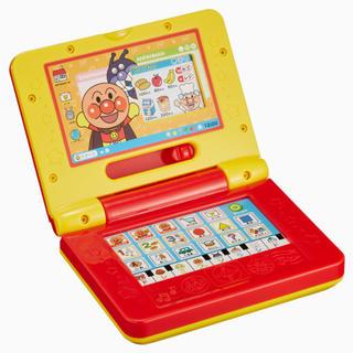 バンダイ(BANDAI)の[玩具]アンパンマン◆パソコンだいすきミニ(知育玩具)