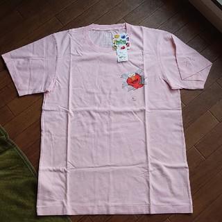 セサミストリート(SESAME STREET)のユニクロ kaws sesamestreet(Tシャツ/カットソー(半袖/袖なし))