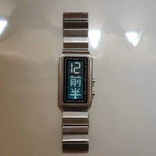 希少❗所ジョージさんのDATAI時計 世田谷ベースデジタル時計(腕時計(デジタル))