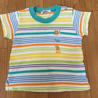 familiar - familiarTシャツ 80