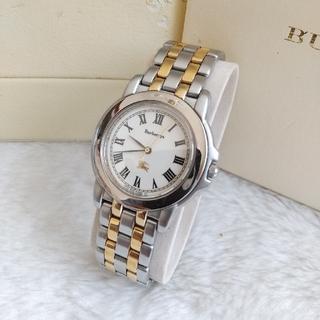 バーバリー(BURBERRY)のバーバリー 腕時計 ボーイズクォーツ(腕時計(アナログ))