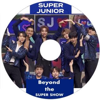 スーパージュニア(SUPER JUNIOR)のSUPER JUNIOR Beyond LIVE DVD (アイドル)