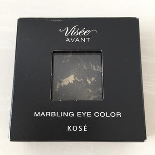 VISEE - ヴィセ アヴァン マーブリング アイカラー 002 ナイトサファリ 美品