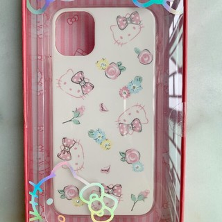 iPhone - 可愛いiPhone11ケース hello kitty
