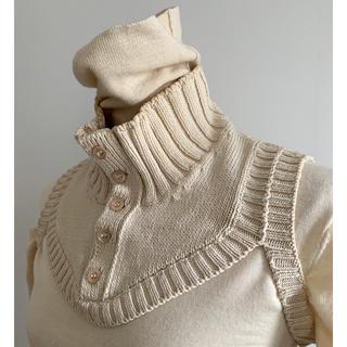 マルタンマルジェラ(Maison Martin Margiela)のLUTZ 襟アクセサリー(つけ襟)