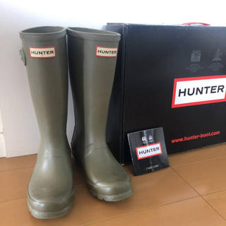 ハンター(HUNTER)のお洒落アイテム! レインブーツ HUNTER ハンター 長靴 20cm(長靴/レインシューズ)