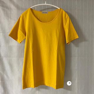 イッセイミヤケ(ISSEY MIYAKE)のISSEY MIYAKE(イッセイ ミヤケ) クルーネック Tシャツ(Tシャツ(半袖/袖なし))