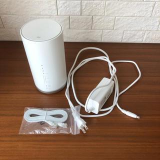 SPEED Wi-Fi HOME L01s(PC周辺機器)