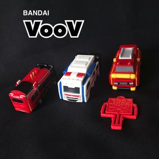 バンダイ(BANDAI)のブーブ 3台セット(ミニカー)