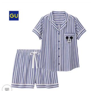 GU - 新品♡GU ディズニー ミッキー ルームウェア パジャマ XL♡