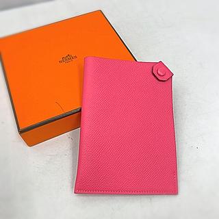 Hermes - 確実正規品 エルメス  タルマック パスポートケース マスク収納