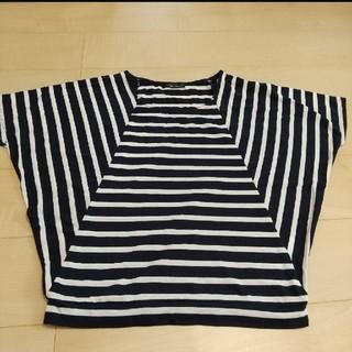 クリアインプレッション(CLEAR IMPRESSION)のボーダーカットソー Tシャツ クリアインプレッション トップス(カットソー(半袖/袖なし))