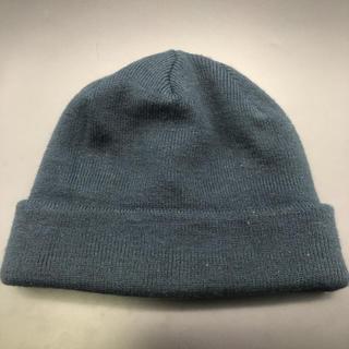 ギャップ(GAP)の即決 GAP ギャップ ニット帽 ネイビー(ニット帽/ビーニー)