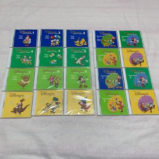 ディズニー(Disney)のDWE ディズニー英語システム シングアロング CD  ストーリーアンドソングズ(キッズ/ファミリー)