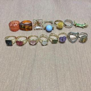 ロキエ(Lochie)のリング セット売り(リング(指輪))