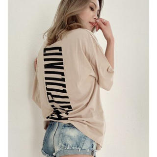 ジェイダ(GYDA)のGYDA 新品 PLAYGROUND BIGTシャツ(Tシャツ(半袖/袖なし))