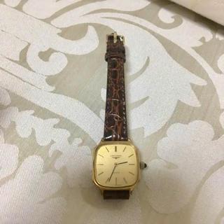 ロンジン(LONGINES)のLONGINESロンジン レディース腕時計 クオーツ ヴィンテージ(腕時計)