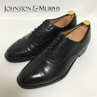 ジョンストン&マーフィー ビジネスシューズ 革靴 ストレートチップ メンズ(ドレス/ビジネス)