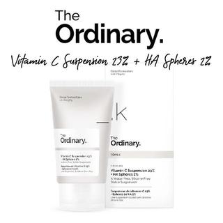 セフォラ(Sephora)のThe Ordinary Vitamin C Suspension + HA(美容液)