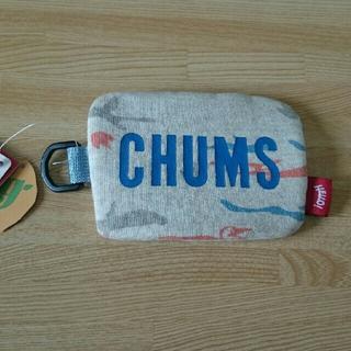 チャムス(CHUMS)の[新品未使用] チャムス マルチケース③ブービーバード柄(その他)