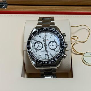 オメガ(OMEGA)のスピードマスターレーシングコーアクシャルマスタークロノメータークロノグラフ (腕時計(アナログ))