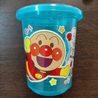 アンパンマン(アンパンマン)のアンパンマン ストローカップ ストローコップ 蓋付き(マグカップ)