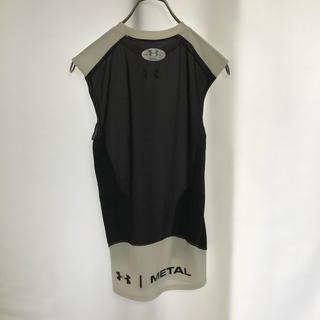 アンダーアーマー(UNDER ARMOUR)のアンダーアーマー メタル インナー スポーツ カットソー Tシャツ メンズ(トレーニング用品)