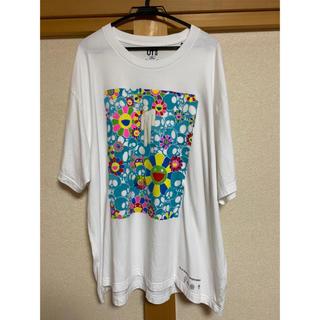 ビリーアイリッシュ×村上隆 カスタムTシャツ(Tシャツ/カットソー(半袖/袖なし))
