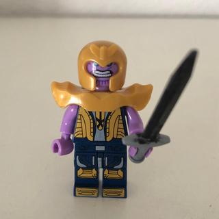レゴ(Lego)のLEGO正規品アベンジャーズ サノス ミニフィグ(SF/ファンタジー/ホラー)