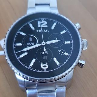 フォッシル(FOSSIL)のフォッシル スマートウォッチ(腕時計(デジタル))