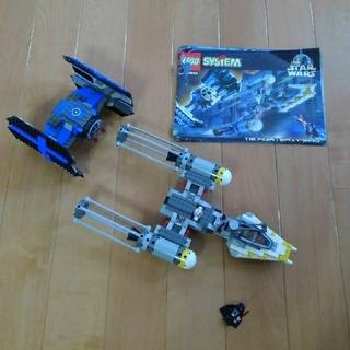Lego - レゴ 7150 スター・ウォーズ TIEファイター & Yウィング