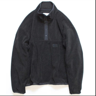 SUNSEA - stein 19aw  over sleeve fleece top