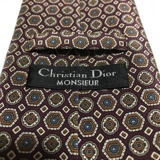クリスチャンディオール(Christian Dior)の【新品未使用】クリスチャンディオール ネクタイ(ネクタイ)