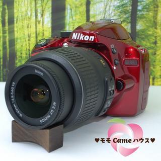 ニコン D3200♪WiFiSDつき☆初めての一眼レフに☆714(デジタル一眼)