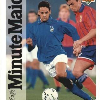 バッジョ他 1994 ワールドカップ オールスターカード 未開封 1セット25枚(Box/デッキ/パック)