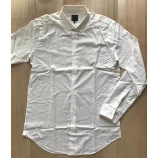 カルバンクライン(Calvin Klein)のCalvin Klein(カルバンクライン) メンズ 白 シャツ(シャツ)