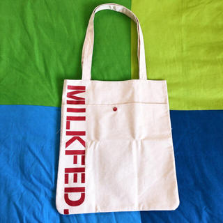 ミルクフェド(MILKFED.)の♡MILKFED.ミルクフェッド トートバッグ♡(エコバッグ)