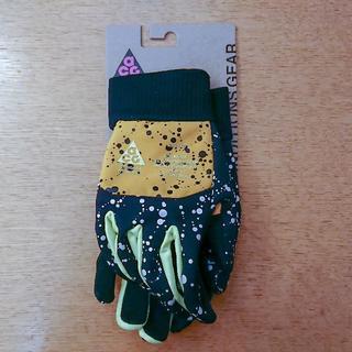 ナイキ(NIKE)のM ナイキラボ ACG シールド ランニング グローブ アクロニウム NIKE(手袋)