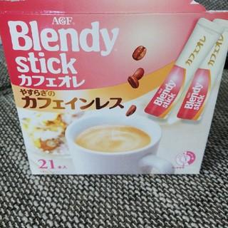 AGF - 【Blendy】カフェインレス カフェオレ