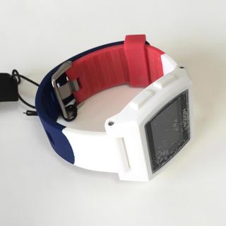 ニクソン(NIXON)のNIXON ニクソン BASE TIDE サーフィン サーフ デジタル 腕時計(腕時計(デジタル))