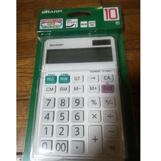 電卓 シャープ 10桁
