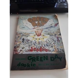 グリーンデイ バンドスコア green day dookie(ポピュラー)